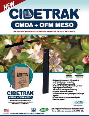 CIDETRAK CMDA + OFM MESO Technical Bulletin