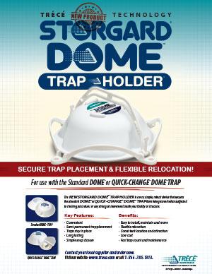 StorGard Dome QC Trap Holder Thumbnail