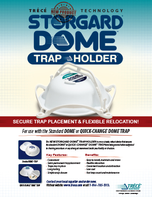 STORGARD® DOME™ TRAP HOLDER