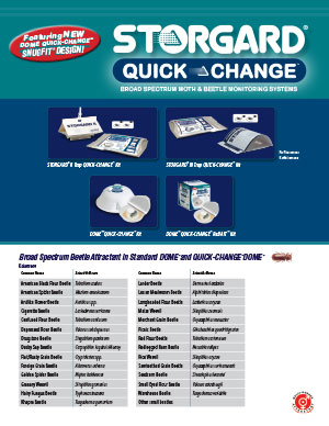 Quick Change Product Listing
